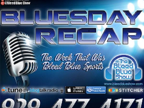 Bluesday Recap – September Sports