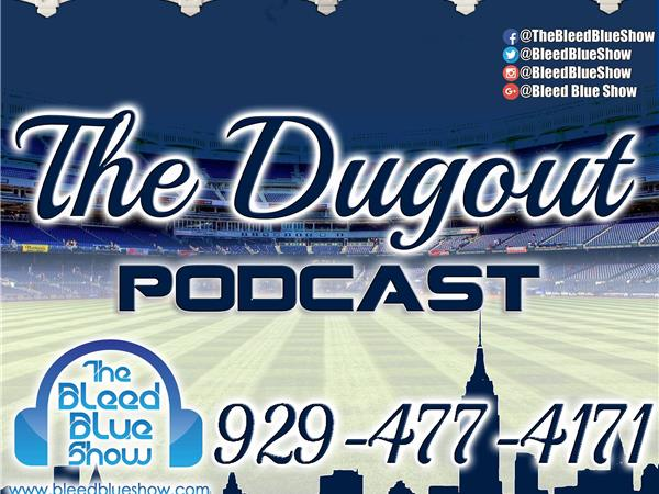 The Dugout – Opening Day