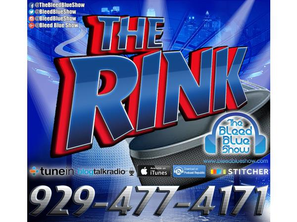 The Rink – Post Game vs Red Wings
