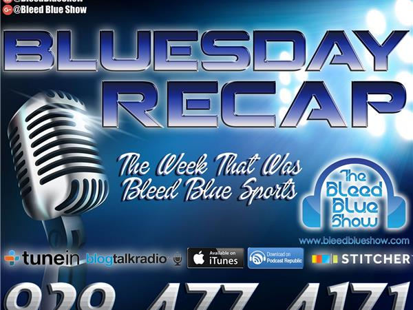 Bluesday Recap – October Bound