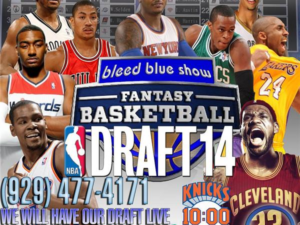 Knicks Fan Forum – Live Fantasy B'Ball Draft