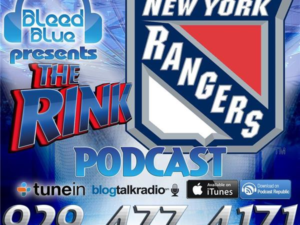 The Rink – NY Rangers Post Game Podcast (Vs. Vancouver Canucks)