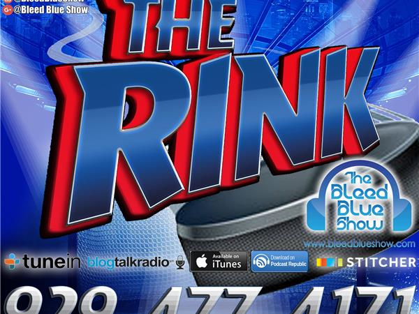 The Rink Podcast – With Sports on the Hill – Post Game (NY Rangers vs Capitals)