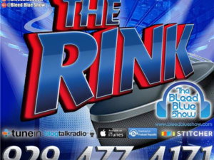 The Rink Podcast- Post Game (NY Rangers vs Islanders)