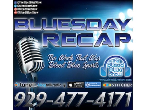 Bluesday Recap – Sports and Home Run Derby