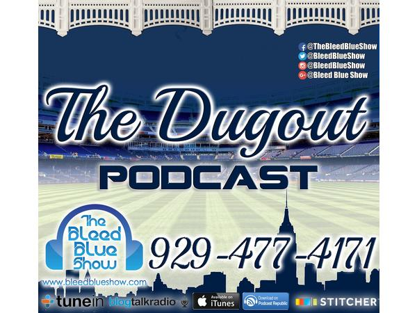 The Dugout – Post Game vs Rays