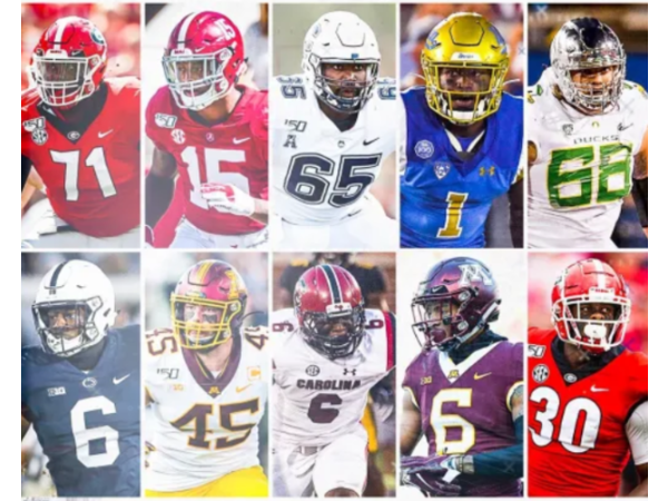 Big Blue Round Table – 2020 NFL Draft Reactions