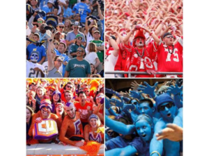 Levels of Fan – Knickerbocker Ave and Azul