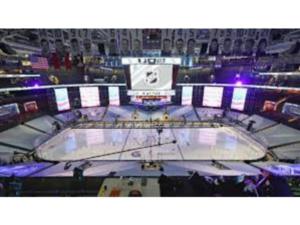 The Rink Podcast – NHL Playoffs Round 2