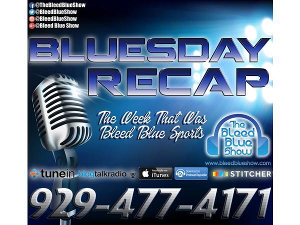 Bluesday Recap – Fall 2020